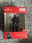Star Wars HALLMARK Rogue One Death Trooper Christmas Tree Ornament exclusive nib