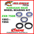 All Balls 25-1111 Kawasaki ZXR750R ZXR 750R 1993-1994 Rear Wheel Bearing Kit