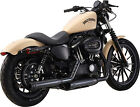 FireBrand Loose Cannon 3quot Slip On Exhaust For Harley Sportster 883 1200