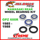 All Balls 25-1280 Kawasaki GPZ600R GPZ 600R 1985-1988 Rear Wheel Bearing Kit