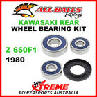 25-1349 Kawasaki Z650F1 1980 Rear Wheel Bearing Kit