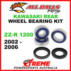 25-1390 Kawasaki ZZ-R 1200 ZZR1200 2002-2006 Rear Wheel Bearing Kit