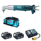 MAKITA DTL061 ANGLE IMPACT DRIVER 2 BL1840 BATTERIES DC18RC CHARGER LXT600 BAG
