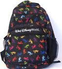 Walt Disney World Disney Parks Mickey Mouse Backpack Large Size Adult NEW