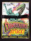 1988 full box Topps DINOSAURS ATTACK! cards with 48 unopened packs.