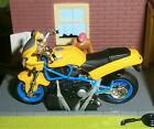100% HOT WHEELS HARLEY DAVIDSON BUELL THUNDERBOLT S3 W/RR'S LTD