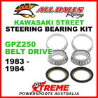 22-1012 Kawasaki GPZ250 Belt Drive 1983-1984 Steering Head Stem Bearing Kit