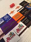 NEW Lot of 33 Vintage Las Vegas Hotel Casino Matchbooks Matches