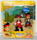 Fisher Price Disney Jake and The Neverland Pirates Hook Croc Poseable Figure Set