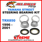 All Balls 22-1004 Yamaha TRX850 TRX 850 1996-2001 Steering Head Stem Bearing Kit