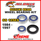All Balls 25-1607 Suzuki GS125ES GS 125ES 1984-1997 Rear Wheel Bearing Kit