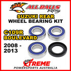 All Balls 25-1582 Suzuki C109R Boulevard 2008-2013 Rear Wheel Bearing Kit