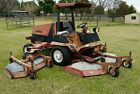 toro 580d groundmaster diesel commercial lawn mower tractor. 580-d 580 d