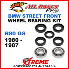 All Balls 25-1523 BMW R80 GS 1980-1987 Front Wheel Bearing Kit