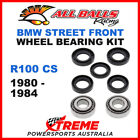 All Balls 25-1523 BMW R100CS 1980-1984 Front Wheel Bearing Kit