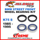 All Balls 25-1351 BMW K75 S 1985-1995 Front Wheel Bearing Kit