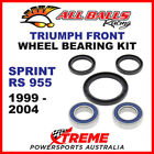 All Balls 25-1584 Triumph Sprint RS 955 1999-2004 Front Wheel Bearing Kit