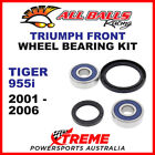 All Balls 25-1585 Triumph Tiger 955i 2001-2006 Front Wheel Bearing Kit