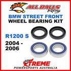 All Balls 25-1569 BMW R1200S 2004-2006 Front Wheel Bearing Kit