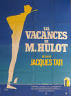 MR HULOTS HOLIDAY LES VACANCES DE MONSIEUR HULOT TATI ORIGINAL POSTER