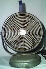 Vintage Steampunk wall mount or upright Electric Fan / Space Heater