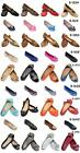 Women Ballerina Buckle Flats PU Leather Work  Casual Slip On Shoes 3