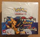 Pokemon XY12 Evolutions Booster Box SEALED NEW!! Free Shipping (36 Packs Inside)