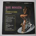 FREDDY DI FASIO Vol.1 Sax Succes LP Record Sexy Cheesecake Nude Cover