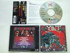 Y & T - Black Tiger CD  1982   Japan OBI A&M Rec. POCM-1984