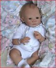 TOBIAS by Tina Kewy 20 Reborn Doll KIT MALE BELLY PLATE LE 400 COA