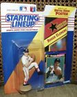 1992 Edition -  Starting Lineup - MLB - Roger Clemens - MIP