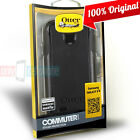 NEW Authentic Otterbox Black Commuter Case for Samsung Galaxy S4 Retail Box