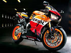 ABS Conversion Fairings CBR600RR 2007 2012 Convert into 2013 2017 REPSOL