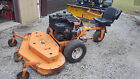 SCAG STHM 3 WHEEL COMMERCIAL ZERO TURN 61 MOWER  22 HP KOHLER NO RESERVE