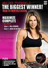 Jillian Michaels MAXIMIZE COMPLETE DVD SET back in action full frontal workout