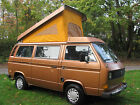 1980 Volkswagen Bus Vanagon Westfalia Volkswagen Vanagon Westfalia Full Camper w Kitchenette pop top VW FUN Westy Van