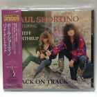 Paul Shortino - Back on Track Japan Release Quiet Riot - Brunette ALCB-893 - NEW