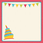 Easy Peasy Page Layout W 3D Design 12X12 Birthday