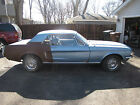 1968 Ford Mustang Base Hardtop 2 Door 1968 Ford Mustang Hardtop Big Block
