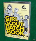 VINTAGE GIRL SCOUT GIRL SCOUT PATCH BOOK WITH 37 PATCHES