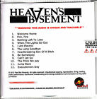 HEAVEN'S BASEMENT UK 12-trk numbered/watermarked promo test CD sealed