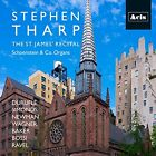 NEW Stephen Tharp, The St. James Recital (Audio CD)