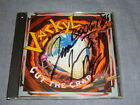 Jackyl Cut The Crap cd Signed Jesse James Dupree