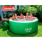 Portable Hot Tubs And Spas By Coleman For 4-6 People With Quick And Easy Setup