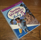 A BEKA BOOK Spelling Vocabulary Poetry Gr 5 Teacher Edition English Language