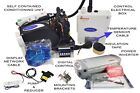 Marine Air Conditioner 42K BTU A C D C w Inverter pump and Digital Control