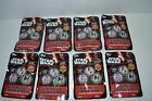 2 BLIND PACKS TOPPS DISNEY STAR WARS GALACTIC CONNEXIONS GAME TRADING DISCS BAGS