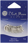 Blue Moon Silver Plated Metal Charms Silver Made With Love 16 Pkg