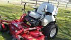 EXMARK LAZER Z 60 CUT WATER COOLED NICE COMMERIAL MOWER 876 HOURS