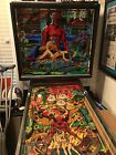 gorgar pinball machine First Talking Pinball Machine!! Classic!